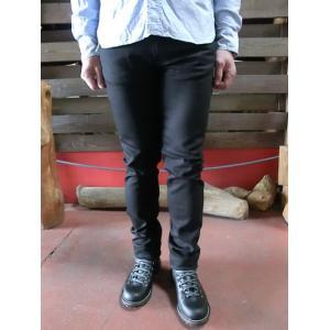 Nudie Jeans(ヌーディージーンズ) 97161-1113 THIN FINN(シンフィン) オーガニックコットン BLACK RING|gaku-shop