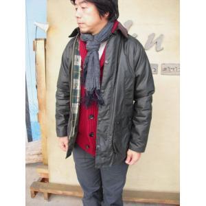 Barbour(バーブァー) MWX0318 Bedalle Slim Fit (ビデイル スリムフィット) SAGE|gaku-shop