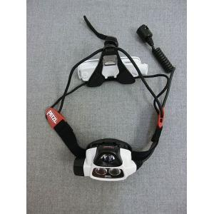 ペツル PETZL 自動調光機能  E36A NAO ナオ   リチャージャブルヘッドランプ gaku-shop