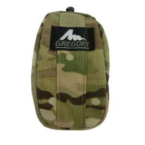 GREGORY(グレゴリー) グレゴリー 軍採用カモフラ パデットケース M マルチカム gaku-shop