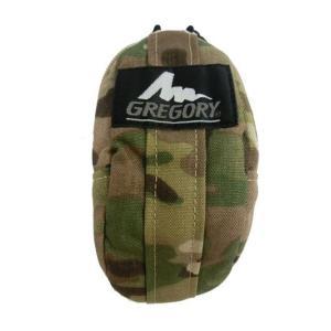 GREGORY(グレゴリー) グレゴリー 軍採用カモフラ パデットケース S マルチカム gaku-shop
