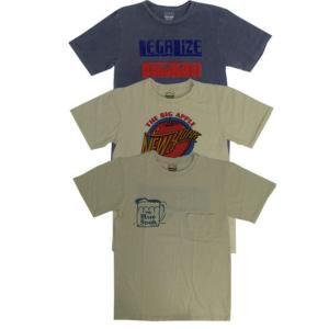 Mixta ミクスタ MXA-2000 プリントクルーネックTシャツ ウォッシュド加工  Made in USA|gaku-shop