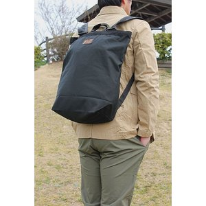 MYSTERY RANCH(ミステリー ランチ) BOOTY BAG Black ブーティーバッグ ブラック Made in USA|gaku-shop