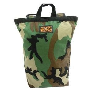 MYSTERY RANCH(ミステリー ランチ) BOOTY BAG Woodland Camo ブーティーバッグ ウッドランドカモ Made in USA gaku-shop