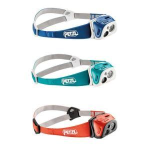 ペツル PETZL ペツル TIKKA R+ ティカR+ パフォーマンスシリーズヘッドライト ブルー コーラル ターコイズ gaku-shop