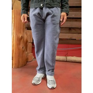 Mixta ミクスタ USA製 MXA-1503 PLAIN SWEAT PANT NIGHT OCEAN|gaku-shop