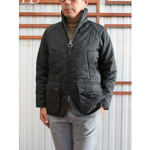 Barbour(バーブァー) Barbour バブアー MQU0563 POLAR QUILT SL ポーラキルトスリムジャケット Black|gaku-shop
