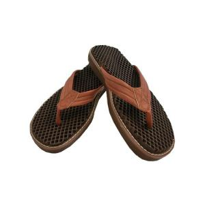 AZTEC Mexican Beach Sandal  アズテック ビーチサンダル Brown ブラウン|gaku-shop