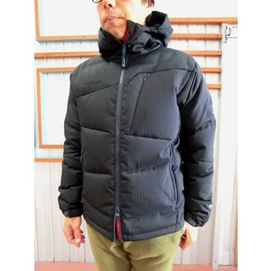 マムート MAMMUT マムートAtlas Hoody Herringbone Down Jacket Men人気のヘリンボーンMarine|gaku-shop