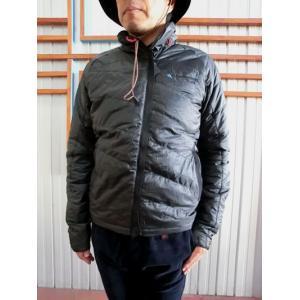KLATTERMUSEN (クレッタルムーセン) クレッタルムーセン Fro Jacket  Primaloft インサレーション 中綿ジャケット  Black|gaku-shop