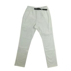 グラミチ Gramicci(グラミチ) 0816NOJ NN PANTS ニューナローパンツ White|gaku-shop