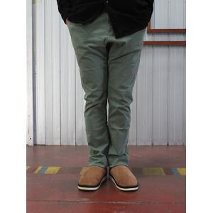 グラミチ Gramicci(グラミチ) 0816NOJ  NN PANTS ニューナローパンツ Moss|gaku-shop