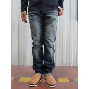 Nudie Jeans(ヌーディージーンズ) ヌーディージーンズ NUDIE JEANS STEADY EDDI ステディーエディー 643カラー|gaku-shop