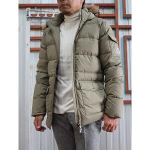 PYRENEX(ピレネックス) 国内正規品 AUTHENTIC JACKET MAT オーセンティックジャケット LICHEN|gaku-shop