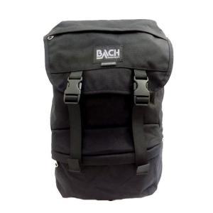 BACH (バッハ)FLINTSTONE フリントストーン 軽量小ぶりなディパック Black|gaku-shop