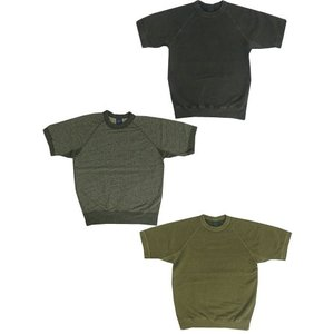 グッドオン GOOD ON(グッドオン) SS SWEAT SHIRTS スウェットTシャツ METAL  P.BLACK  P.SAGE|gaku-shop