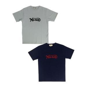 U.S.W USW フェルトTシャツ アメリカ製コットン採用 クルーネック ホワイト ネイビー|gaku-shop