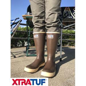 XTRATUF xtratuf エクストラタフ  フィールドで活躍 レインシューズ  15インチ|gaku-shop
