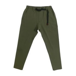 グラミチ Gramicci(グラミチ) GMP-17F009 4WAY ST SLIM PANTS ストレッチスリムパンツ Army|gaku-shop