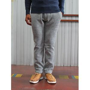 MOUNTAIN EQUIPMENT Knit Fleece Rib Pants ニットフリースリブパンツ GREY|gaku-shop