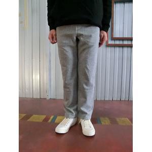 グッドオン GOOD ON グッドオン 13oz HEAVY SWEAT PANTS SLIM FIT  METAL|gaku-shop