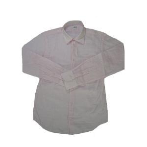 UNUS ENTIL  ビタミンカラーシャツ!着心地感とシャープなサイジングが好評、ヘリンボーンスラブシャツ|gaku-shop