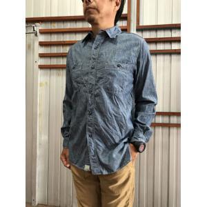 orSlow(オアスロウ) 定番のシャンブレーワークシャツがいい感じ 永く愛用できるシャツ|gaku-shop