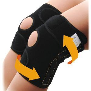 かるがる膝ベルト2枚組(ブラックM) gakubunshop