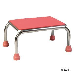 浴槽用ガッチリ踏み台<ピンク/15cm>|gakubunshop