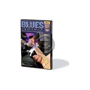 [DVD] ブルース・クラシック(DVD付)【DM便送料別】(Blues Classics)《輸入DVD》