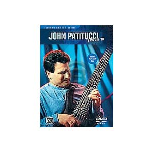 [DVD] ジョン・パティトゥッチ/ベース・デイ97【DM便送料無料】(John Patitucci: Bass Day 97)《輸入DVD》