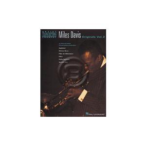 [楽譜] マイルス・デイビス・オリジナル集 Vol.2【10,000円以上送料無料】(Miles D...