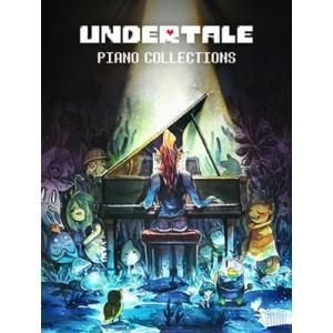 [楽譜] 「UNDERTALE」ピアノコレクション【10,000円以上送料無料】(Undertale...