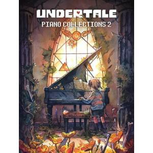 [楽譜] 「UNDERTALE」ピアノコレクション 2【10,000円以上送料無料】(Underta...