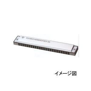 TOMBO 複音ハーモニカ トンボ・バンド24穴 No.3124 A#|gakufunets