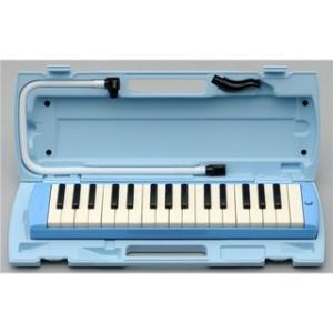 ヤマハ YAMAHA ピアニカ P-32E ブルー 鍵盤数:32 音域:f〜c''' 鍵盤ハーモニカ|gakufunets|02