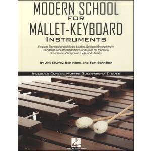【取寄品】GYW00063193マレット - 鍵盤打楽器のためのモダン・スクール【楽譜】【ネコポスを選択の場合送料無料】|gakufushop