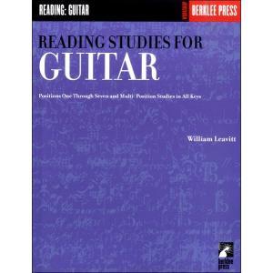 【取寄品】JZM61 輸入 リーディング・スタディーズ・フォー・ギター【楽譜】【ネコポスを選択の場合送料無料】|gakufushop