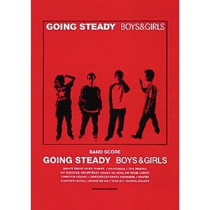 バンドスコア GOING STEADY(ゴーイング・ステディ)/BOYS & GIRLS【楽譜】【ネ...