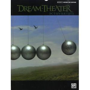 【取寄品】輸入 DREAM THEATER/OCTAVARIUM【楽譜】【沖縄・離島以外送料無料】