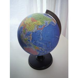 地球儀21-GX<21-GK改訂> 【日本製】昭和カートン−学校仕様の本格派地球儀21-GX<21-GK改訂> 球径21cmの行政図|gakurin