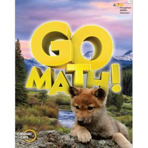 (最新版)Go Math! Student Edition Book G1(小学校1年生算数教科書)*解説・解答別売|gakurin