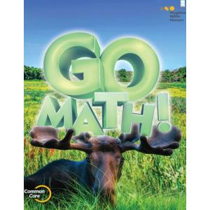 (最新版)Go Math! Student Edition Book G3(小学校3年生算数教科書)*解説・解答別売|gakurin