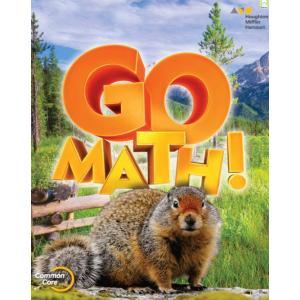 (最新版)Go Math! Student Edition Book G4(小学校4年生算数教科書)*解説・解答別売|gakurin