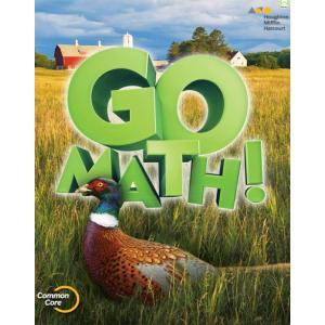 (最新版)Go Math! Student Edition Book G5(小学校5年生算数教科書)*解説・解答別売|gakurin
