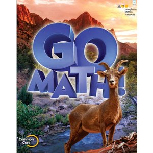 GO MATH Student Edition with P...