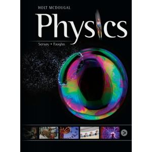 Holt McDougal Physics / アメリカの高校教科書 物理 理科 Houghton Mifflin Harcourt SSH(スーパーサイエンスハイスクール)|gakurin
