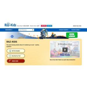 Raz-kids(36人分)1年間ライセンス 学校・教室用 /公費決済可能 多読|gakurin