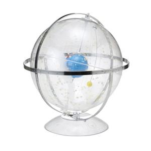 透視天球儀  TCG-300 −教科書掲載教材 /理科 地球の自転 天球儀 |gakurin