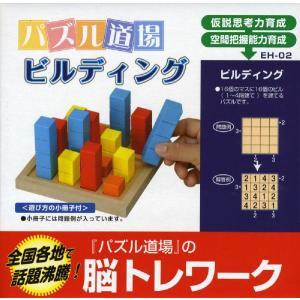 パズル道場 サポート教具 (1)ビルディング|gakusan